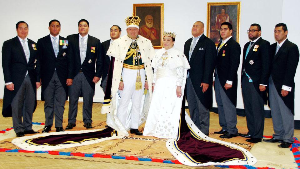 Tonga Royal Palace | Welcome